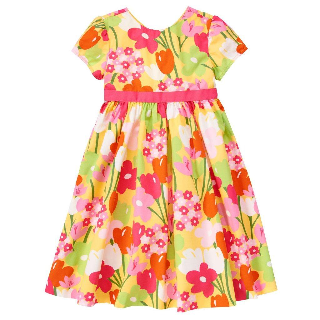 Летнее платье детское