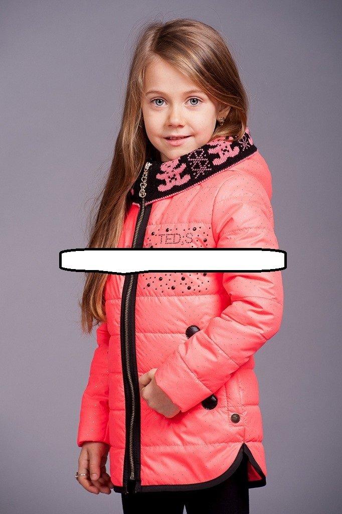 Модная куртка осень для девочек