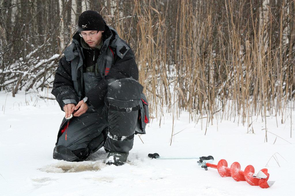 Наколенники для рыбалки зимней