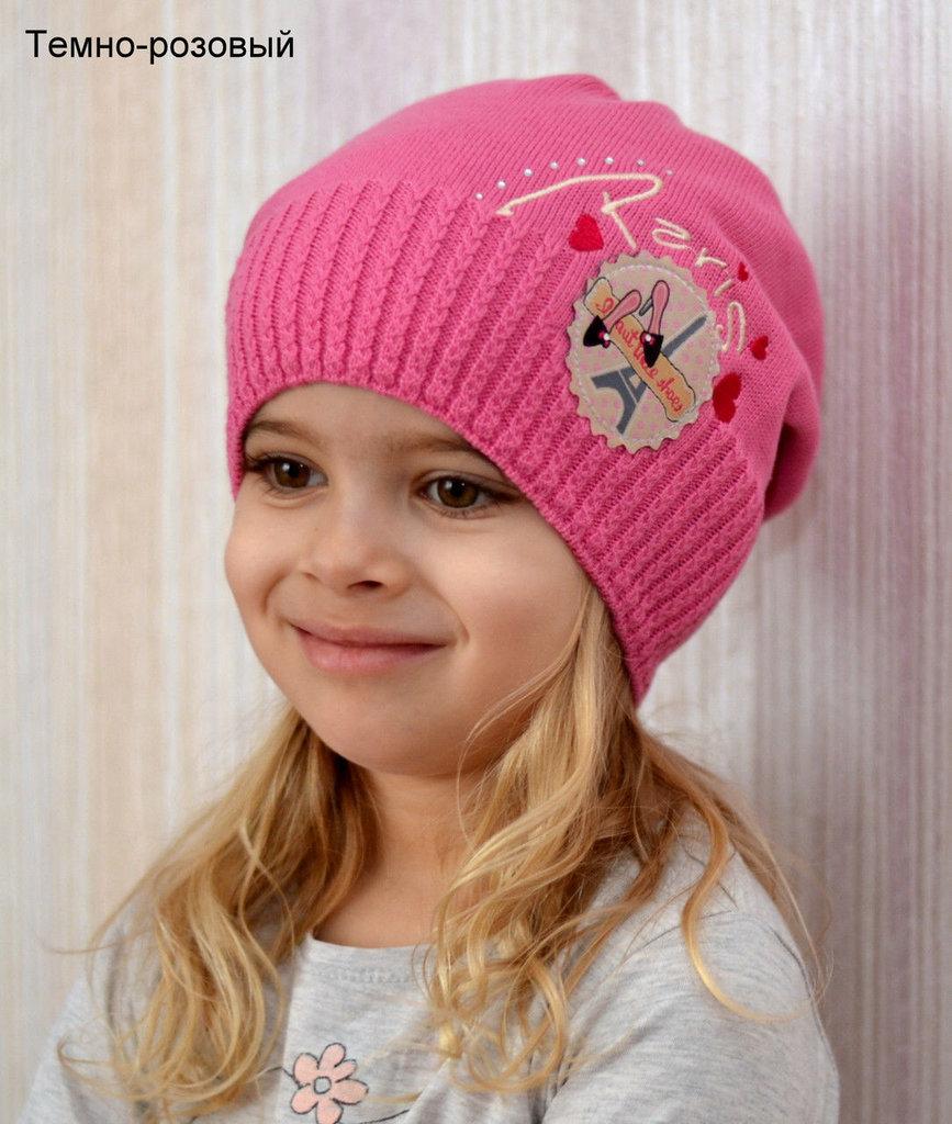 Вязание шапок крючком для девочки 10 лет 2