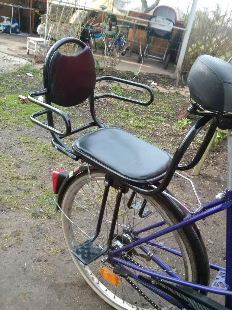 Как сделать сиденье на детский велосипед 152