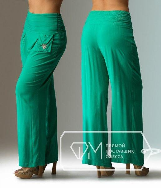 No name женские широкие и расклешенные брюки юбка