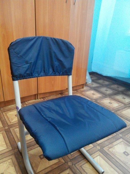 Чехлы на школьные стулья своими руками 603