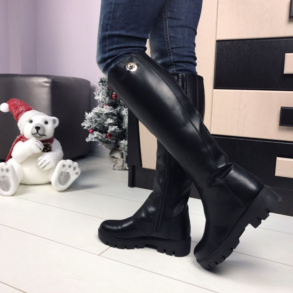 Мода Зимняя Обувь 2018