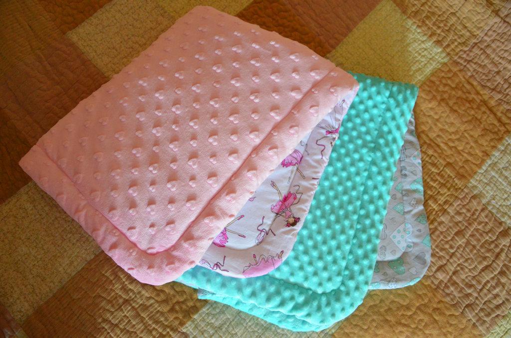 Как сделать легкое одеяло 601