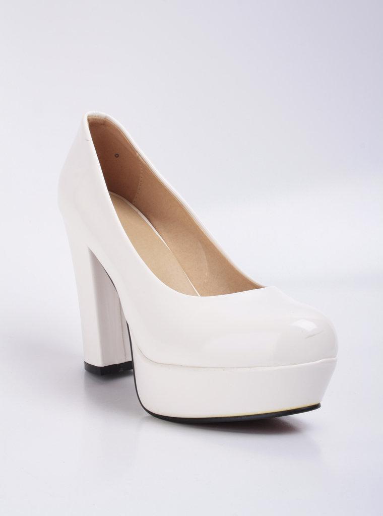 Женские белые туфли купить в москве недорого