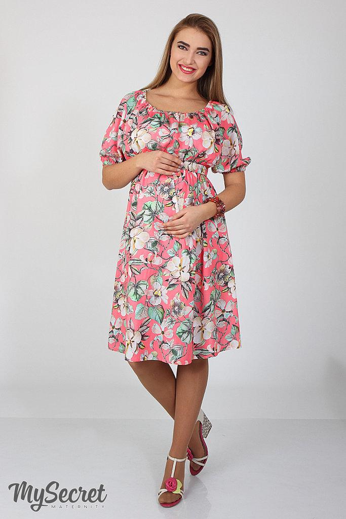Платье штапель для беременных