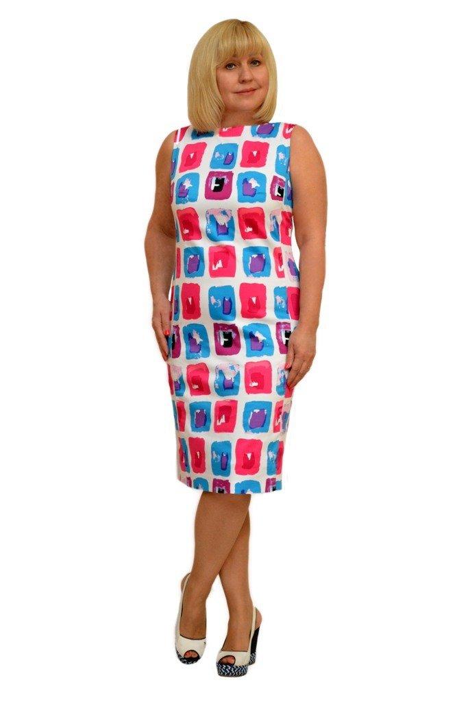 платье 64 размера выкройка
