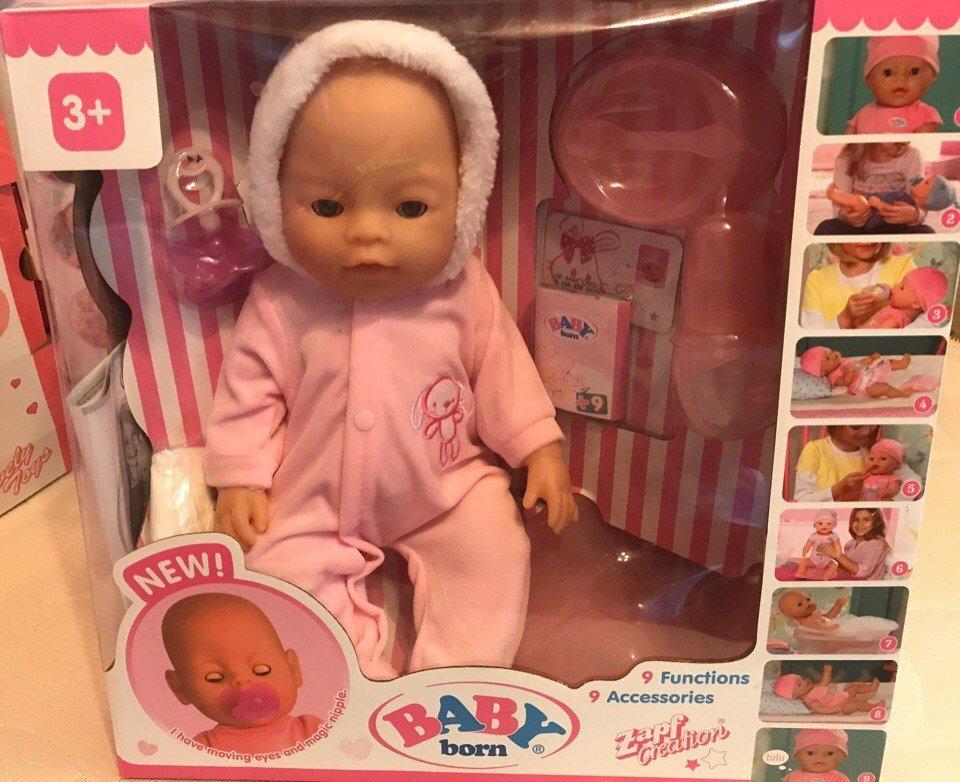 Как сделать руку кукле беби бон