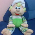 Детская мягкая игрушка Беларусь около70см