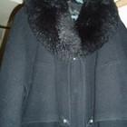 Зимнее качественное пальто. Австрия. Воротник - лама