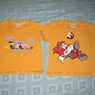 Новые футболки Oskars для мальчиков 3-5 лет