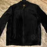 Шикарная куртка-дубленка Gaochen italy из натурального меха пони