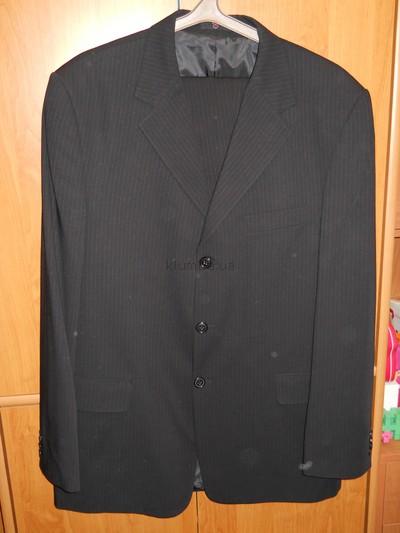 Мужской костюм классический, р.48-50, идеальное состояние