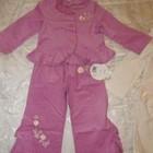 Новые костюмы для девочек ZET брюки, пиджак