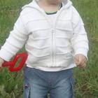 Джинсовые шорты- бриджи 68 см