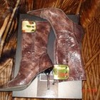 Классные сапожки Mara Italy , 38 размер, хорошее состояние