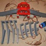 Lego Duplo аксессуары к железной дороге.Лего оригинал.