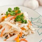 Салат маринованый капустный 1кг