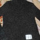 свитер, воротник стойка, р.46-48 примерно