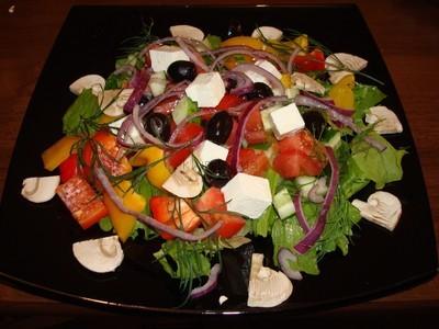 Греческий салат 2кг