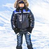 Куртка зимняя термо Lenne мод. RIDER р. 134, новая, в наличии f