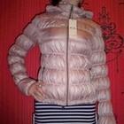 Стильна жіноча утеплена куртка на весну, S 44