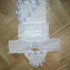 Новый Церковный Набор для крещения,куплен в Церкви,вышивка