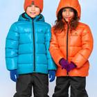 Куртки H&M. Черная, Голубая. Р 104,110,116,122 .Из Германии.