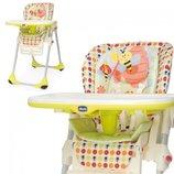 Детский стульчик Chicco Polly 2в1