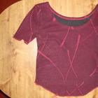 Реглан и футболка для девочки