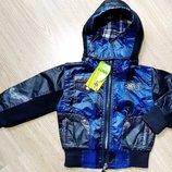 Куртка-Ветровка на мальчика красивая модная на весну