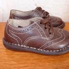 Кожаные туфли Chicco 21,22 размеры