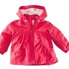 D-458 куртка-ветровка H&M красная рр. 86