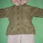 Демисезонный костюм на девочку 2-3 лет