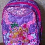 Школьные рюкзаки WINX Винкс , недорого.