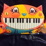 Музыкальная игрушка Котофон свет, звук новинка
