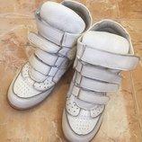 Ботинки ,сникерсы деми по стельке 21,5 см