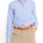 Классическая стильная рубашка MANGO