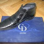 Недорого модельные зимние ботинки р. 39-43 натур. кожа и цегейка