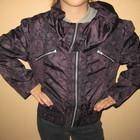 красивая куртка ветровка демисезонная, 10-11 лет, девочке, рисунок под змею