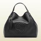Сумка Luxury Gucci Soho Large size 282308