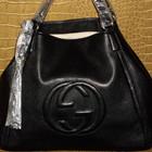 В наличии Gucci soho shoulder bag 282309 кожа