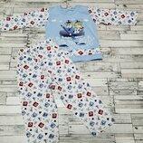 Мягенькая пижамка Kazan р.86-116
