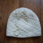 Тёплая вязанная шапка.Холодная осень-зима.