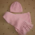 Шарф и шапка марки AGBO - стильный набор для зимы