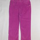 Вельветовые брюки для девочки 12-30 мес.