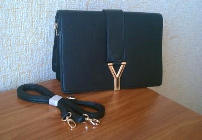 f7e8e71f6b34 Сумки черные в стиле Yves Saint Laurent YSL, Ив Сен Лоран .: 275 грн ...