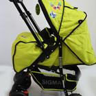 Детская прогулочная коляска с перекидной ручкой sigma k118f