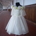 детское нарядное платье -D 7.